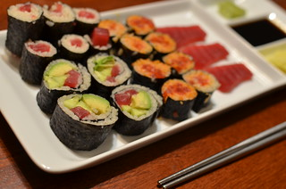 Sushi Plate | by Michael Kappel