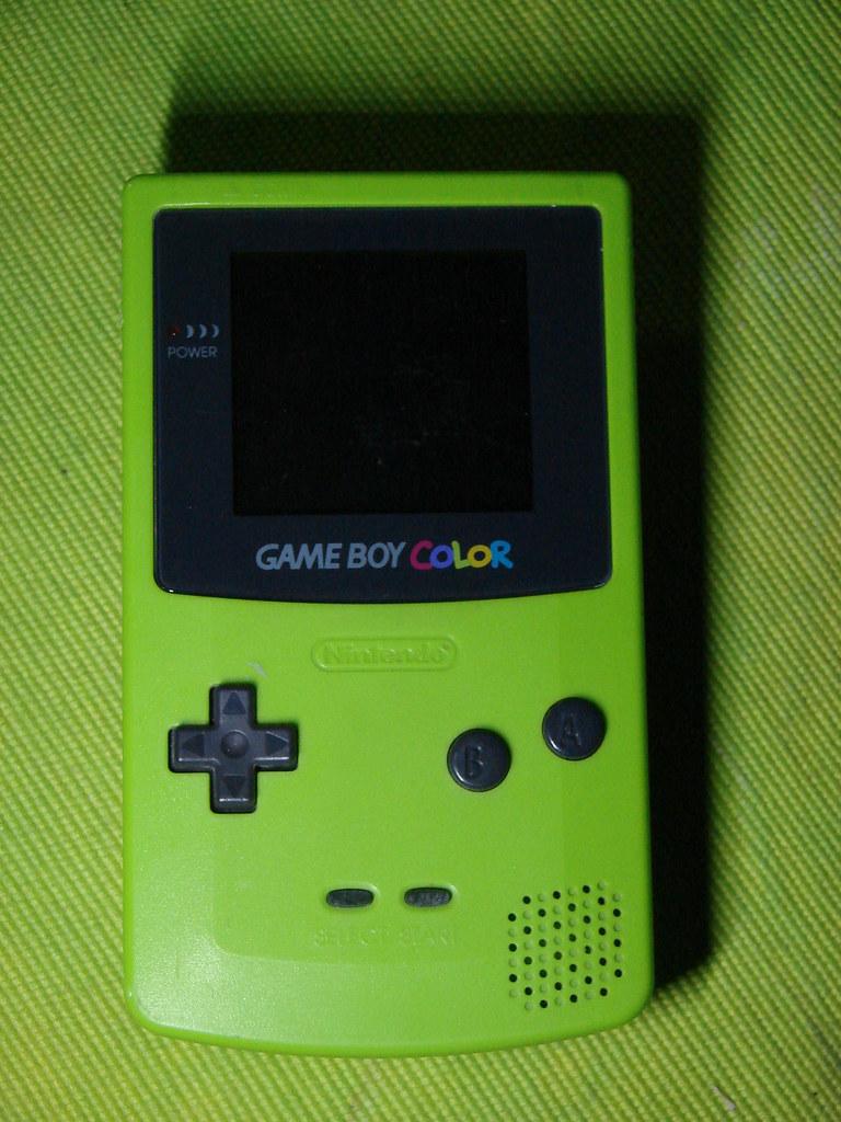 Game Boy Color | Jehisson Yanca | Flickr