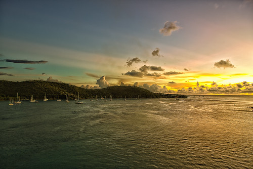 Sun Down in St. Thomas | by Foto Fresh