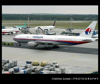 B777-2H6/ER | Malaysia Airlines | 9M-MRM | FRA | by Christian Junker | Photography