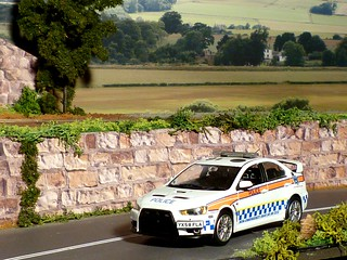 Humberside Police Road Crime Unit, Mitsubishi Lancer Evolution X | by Man of Yorkshire