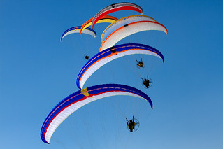 paragliders exhibition | by Fon-tina