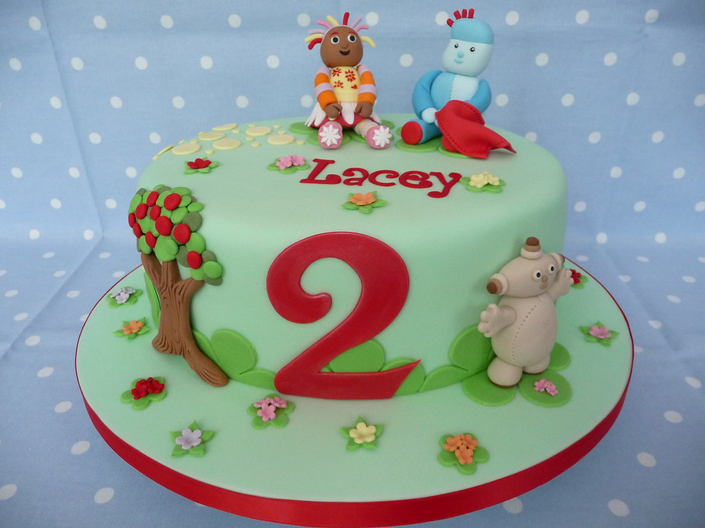 In The Night Garden Cake | A request for a little girls 2nd … | Flickr