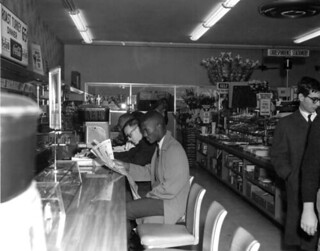 Sit-in at Woolworth's lunch counter: Tallahassee, Florida | by State Library and Archives of Florida
