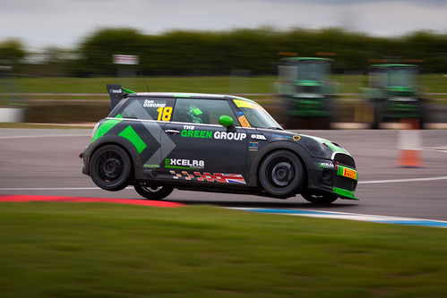Sam Osborne Mini - Donington Test Day | by George-Smith