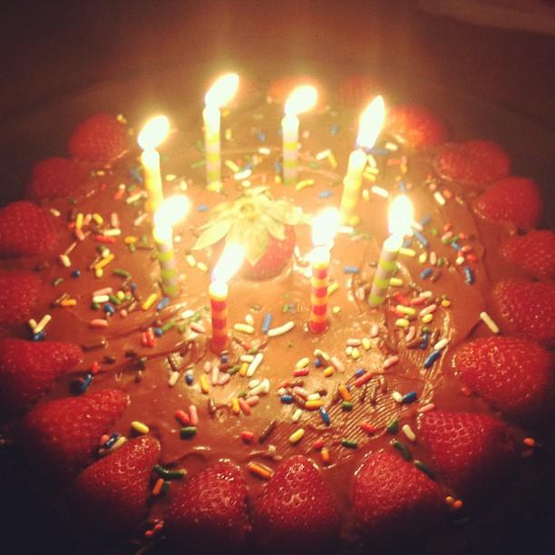 Birthday Cake Birthday Instagram Photooftheday Solerit Flickr