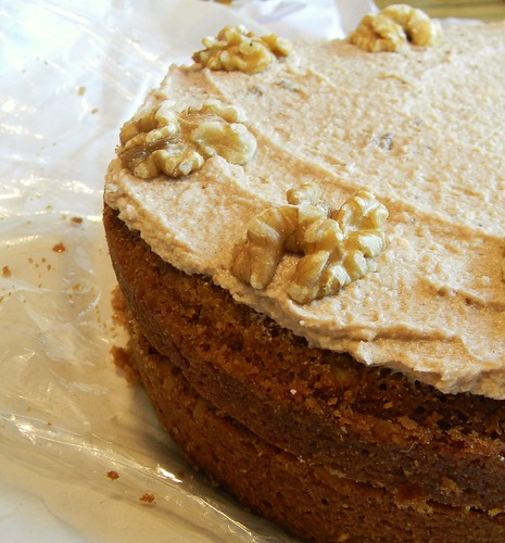 Coffee Cake Made With Lemon Pie Filling