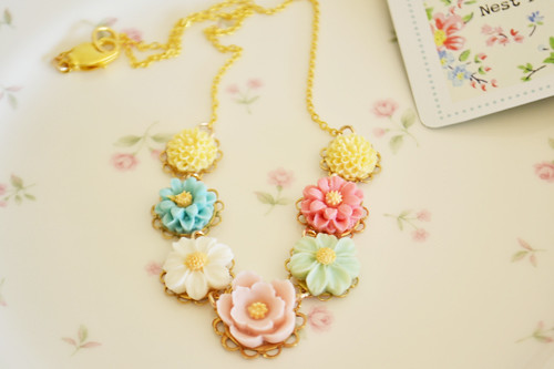 Necklace from Nest Pretty Things Kids | by motoko smith