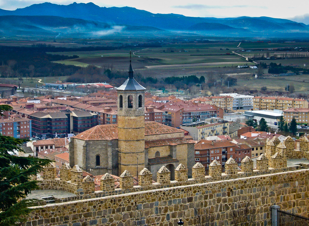 Spain / Avila - 04