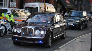 Bentley State Limousine - Official State Car of Her Majesty Queen Elizabeth II | by Chris' 999 Pics