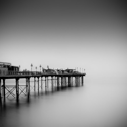 Victorian Pier | by paulwynn-mackenzie.co.uk