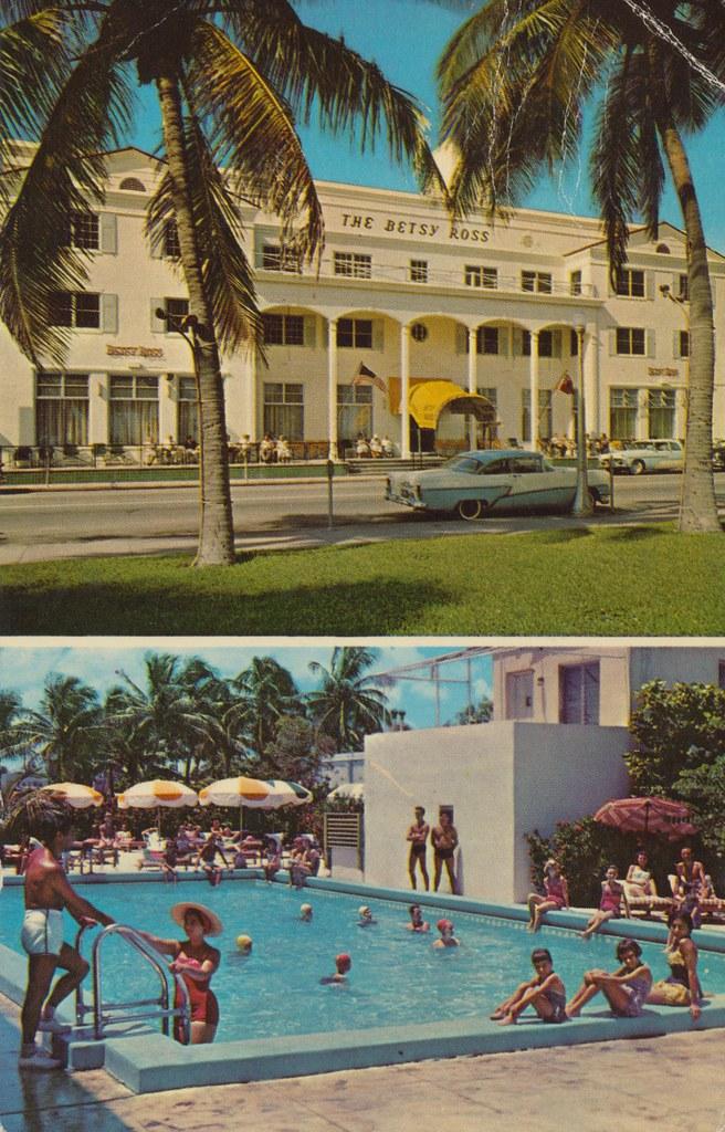 Betsy Ross Hotel - Miami Beach, Florida