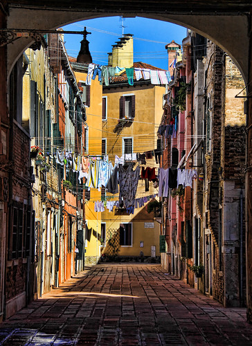 Laundry day in Venice | by o palsson