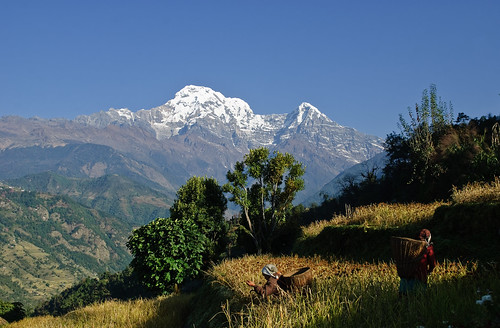 Annapurna Circuit, Nepal | by GlobeTrotter 2000