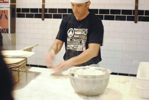 dough making | by Darin Dines