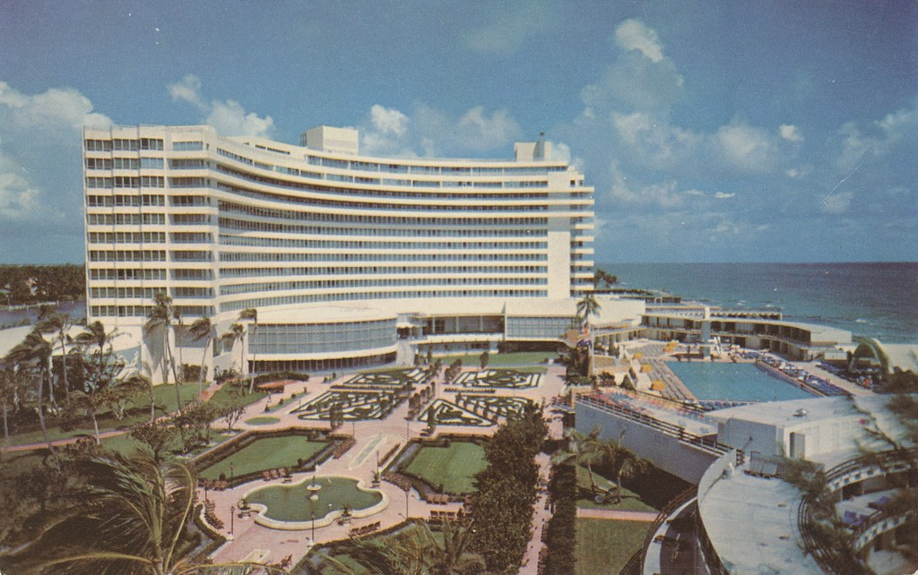 The Fontainebleau Miami Beach Florida The World S Most Flickr
