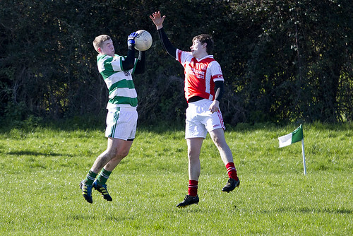 AIB Cup v Cuala, Senior Footballers, March 4th 2012 | by round.tower