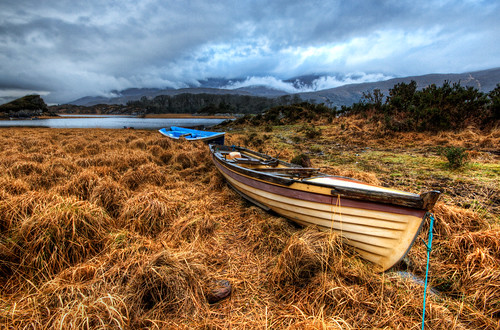 Moored at Upper Lough | by shylands
