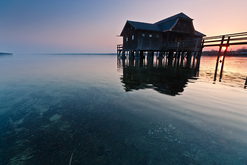Lake Ammer - Stegen | by tobiviereinseins