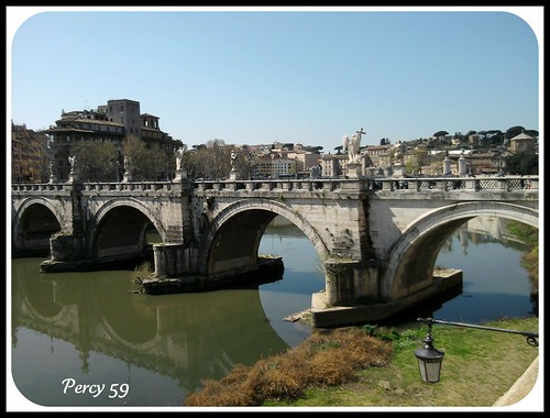 Ponte Sant' Angelo | by ♥ Percy 59 ♥