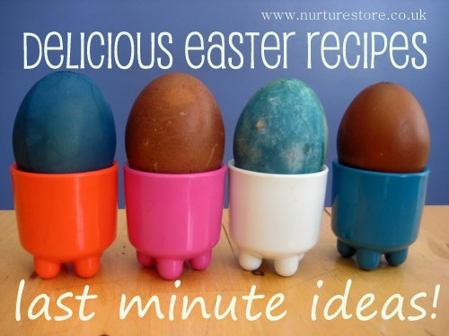 easy Easter recipes | by Cathy @ Nurturestore.co.uk