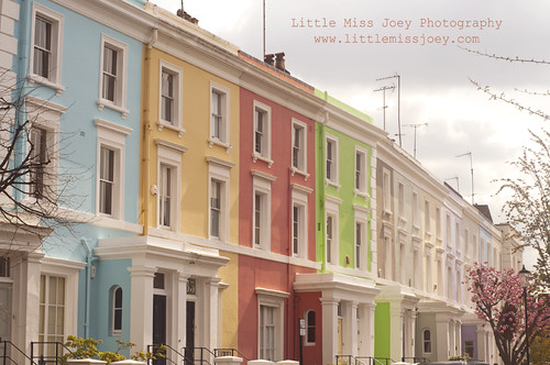 Colourful London | by Little Miss Joey