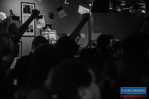 28/03/2014 Modena City Ramblers al Fuori Orario