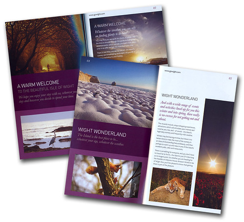The Official 'Isle of Wight Winter Pocket Guide 2011/2012' | by s0ulsurfing