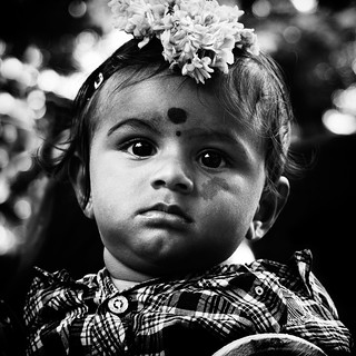 A baby full of mischief! | by VinothChandar