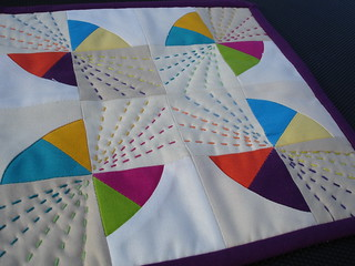 Mug Rug for Modern Mini Contest | by canadianabroad-susan