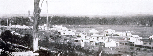 C918-0155 View of Cessnock, NSW, 1904. | by UON Library,University of Newcastle, Australia