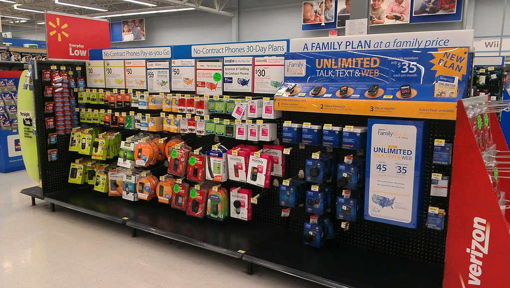 WalMart Rolling Meadows Chicago Illinois Prepaid P Flickr