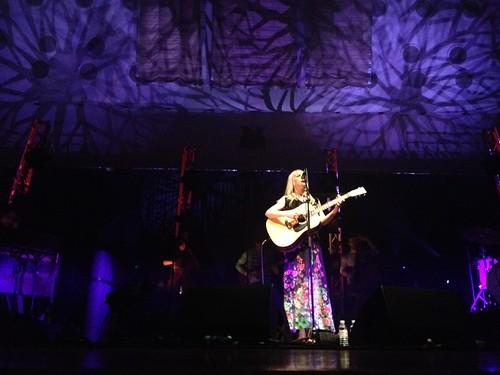 Laura Marling at Nottingham Royal Concert Hall, March 13th, 2012 | by nataliej