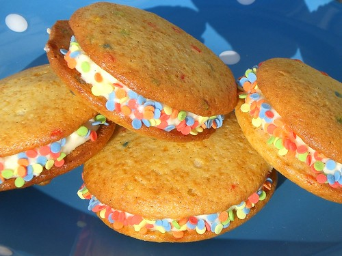 confetti whoopie pies | by seelensturm