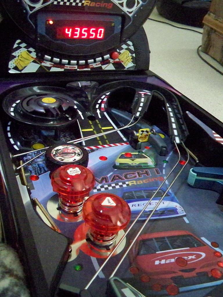 halex pinball machine
