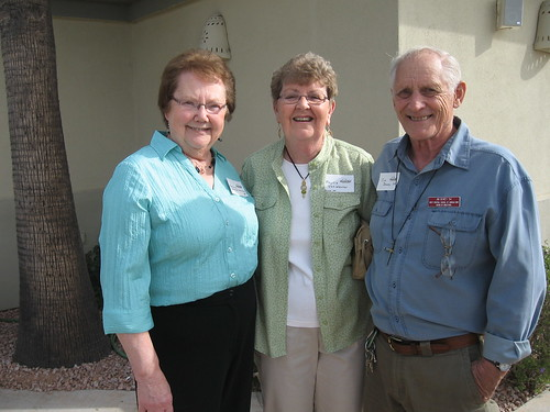 Adrienne Akerson Horning '54, Phyllis Van Wechel, Jim Dewey '54 | by University of Minnesota, Morris Alumni Association