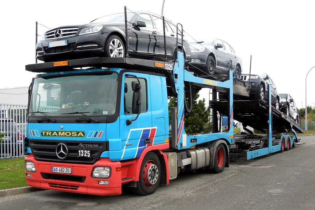 camions transport de voitures et d pannage flickr. Black Bedroom Furniture Sets. Home Design Ideas