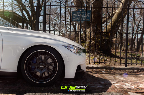 BMW F30 328i M-Performance by ONEighty | by ONEightyNYC