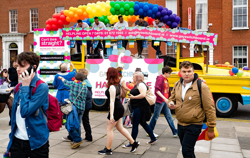 PRIDE PARADE AND FESTIVAL [DUBLIN 2016]-117993 | by infomatique