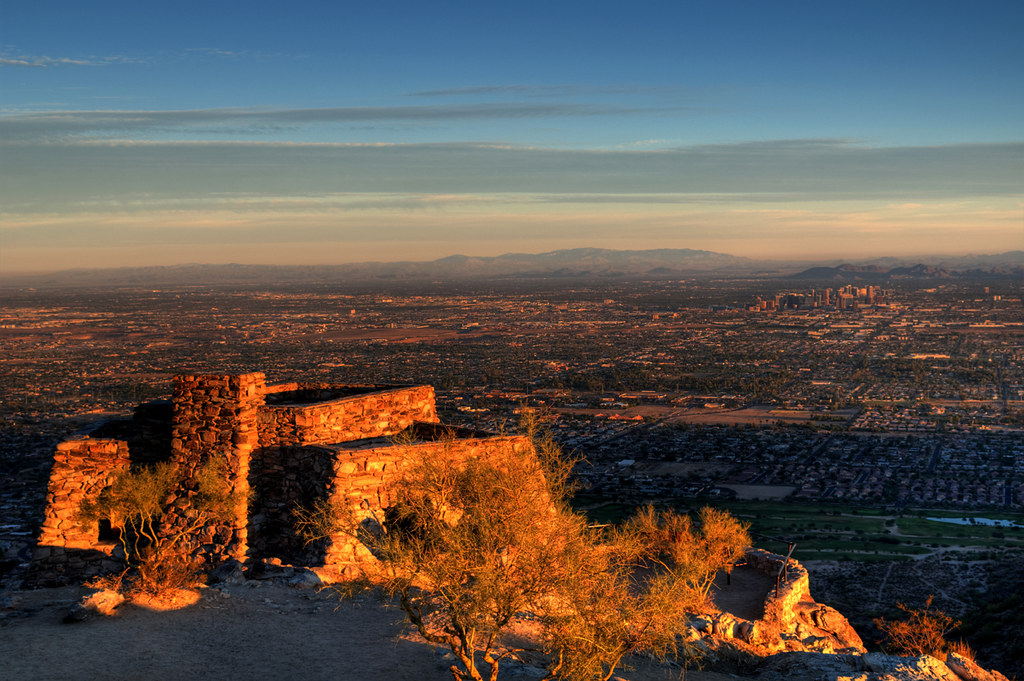 South Mountain Park Antennas | Phoenix, Arizona | Cities & Places ...