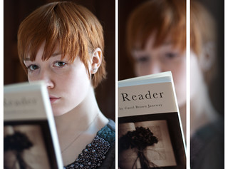 The Reader | by Laura Ann Hickey