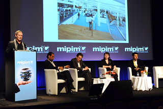 "MIPIM 2012 - CONFERENCE - KEYNOTE ADRESS BY ARCHITECTS ON ""BUILDING INNOVATIONS"" 