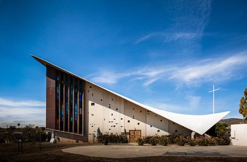 Carlton Hills Lutheran Church Architect Robert Des
