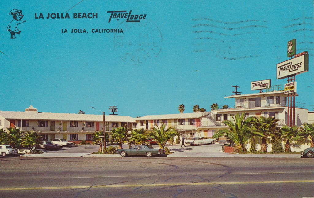 La Jolla Beach Travelodge - La Jolla, California