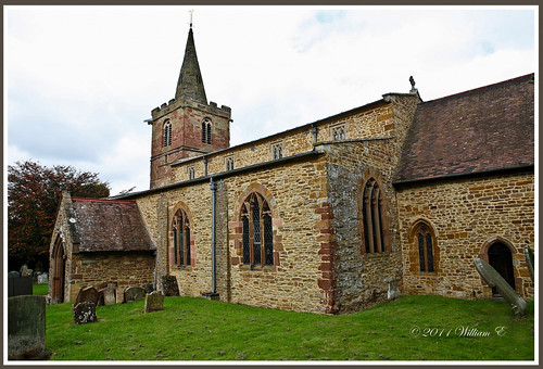 1000 Years of History. St FAITH'S CHURCH, Kilsby, Northamptonshire, England. | by Bill E2011
