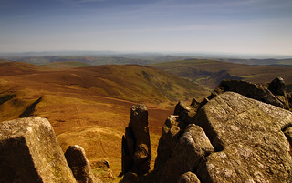 Moel Sych, the greatest view in Wales! | by Howard 'H' Pimborough