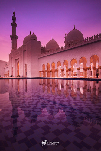 Sheikh Zayed Mosque | by Hussain Buhligah