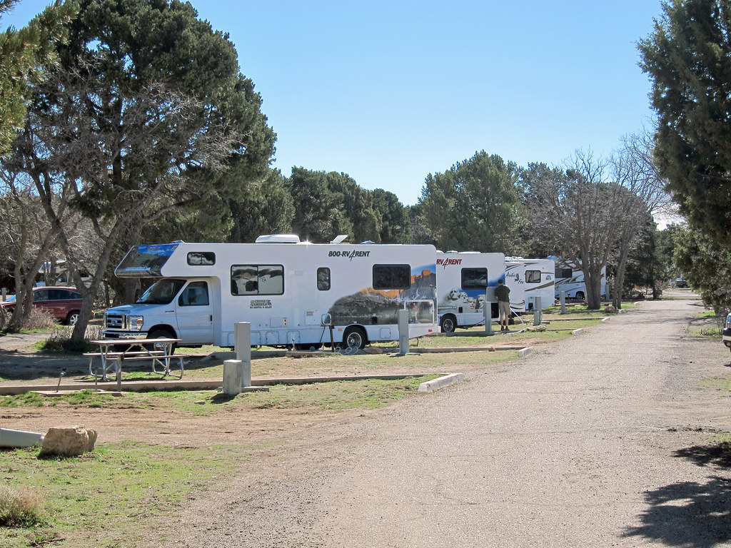 ... Grand Canyon National Park Trailer Village (South Rim) 2784 | by Grand  Canyon NPS