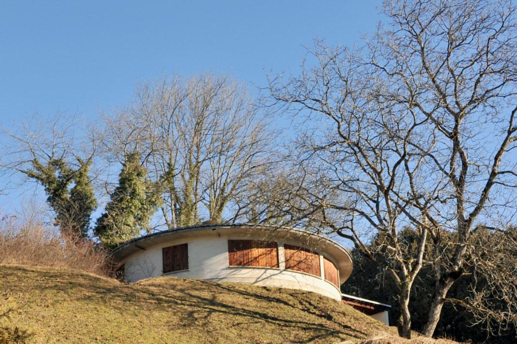 Satteins 1102 Bruner Rundes Haus A Susanne Bruner Flickr