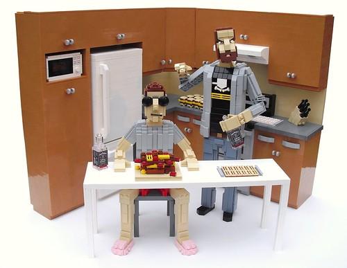 Lego Kitchen Ideas